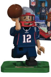 A Tom Brady that can't deflate footballs! Wow! (www.oyosportstoys.com)