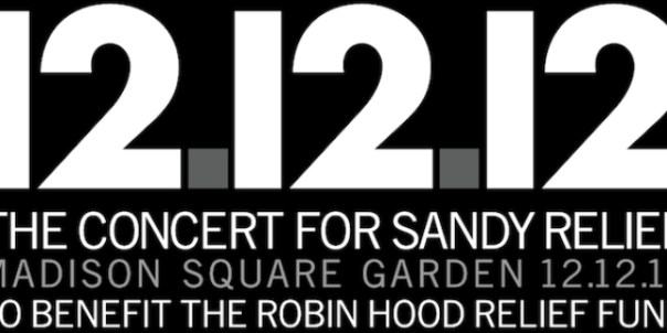 Watch: 12-12-12 Benefit With Kanye West, Bruce Springsteen, Paul McCartney, Members of Nirvana