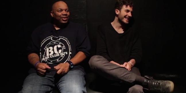 "Nicolas Jaar Shares DJ Slugo Collaboration ""Ghetto"""