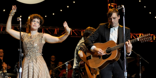 Arcade Fire's Win and Régine Awarded Quebec Government Honor