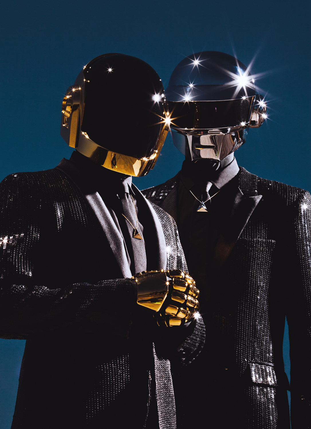 cover story: daft punk | features | pitchfork