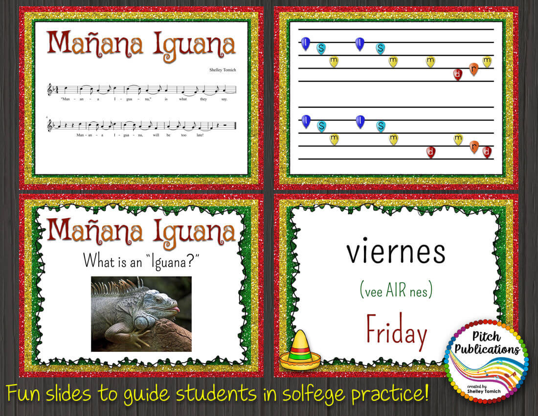 Learning With Literature Manana Iguana