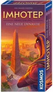 Imhotep: A New Dynasty