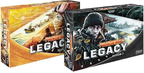 Pandemic Legacy Season 2