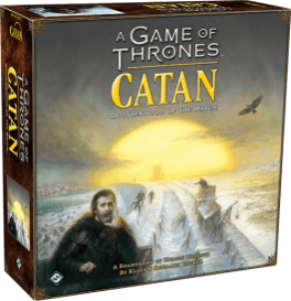 Game of Thrones Catan