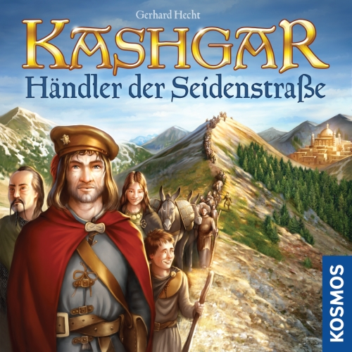 Kashgar: Merchants of the Spice Road