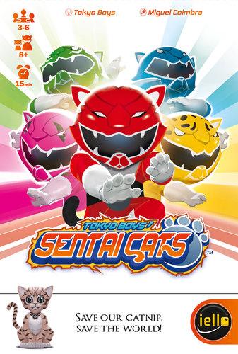 Sentai Cats
