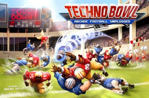 Techno Bowl
