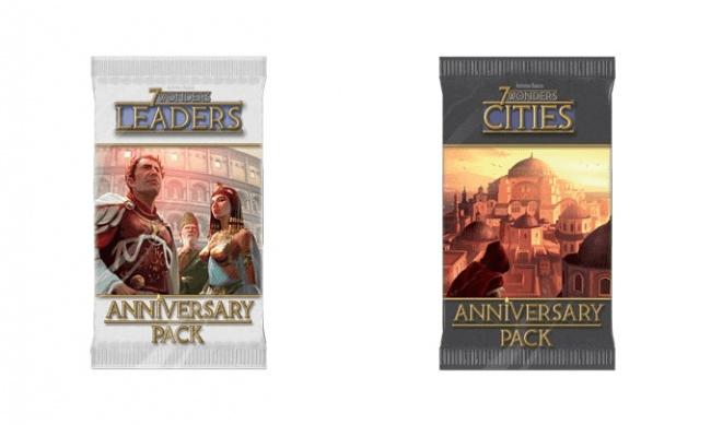 7 Wonders Anniversary Pack