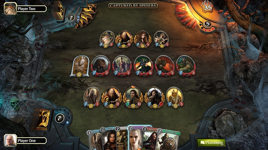 The Lord of the Ring: LCG (Steam)