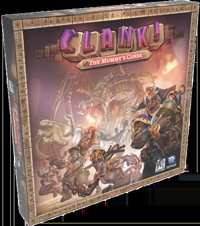 Clank! Mummy's Curse