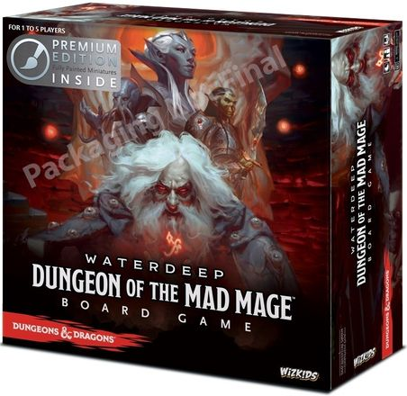 Waterdeep: Dungeon of a Mad Mage
