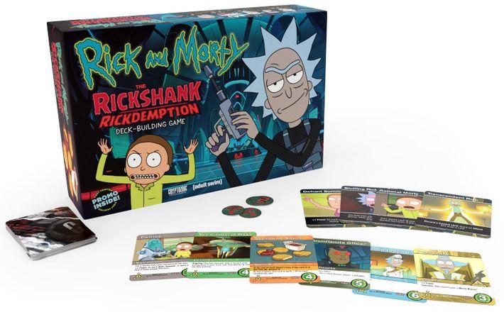 Rickshank Rickdemption