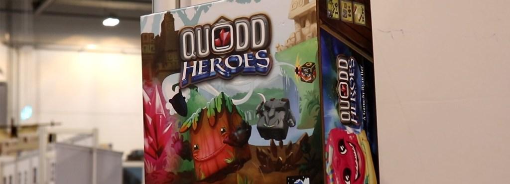 Videli smo Quodd Heroes na Essen Spiel sajmu