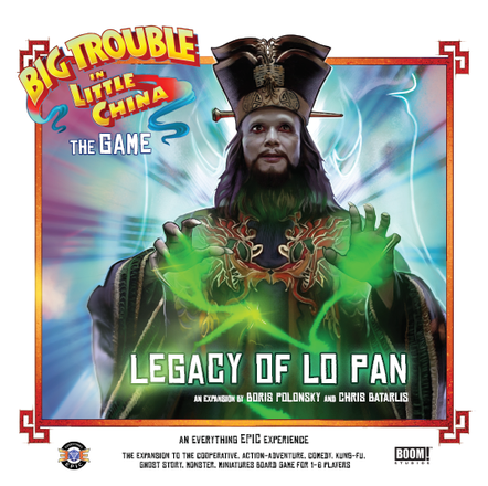 Big Trouble in Little China: Legacy of Lo Pan