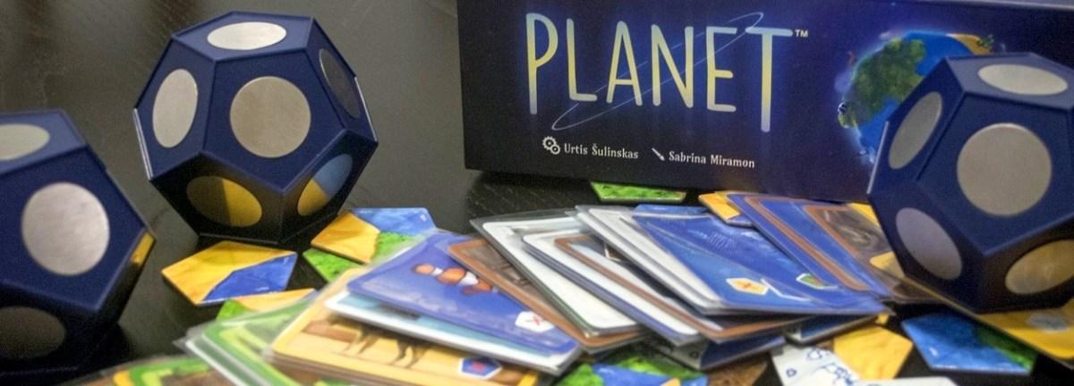 Planet - recenzija