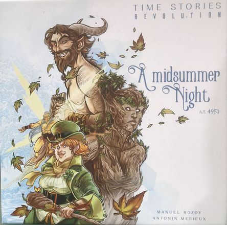 TIME Stories Revolution A Midsummer Night (PHOTO: W. Eric Martin (BGG))