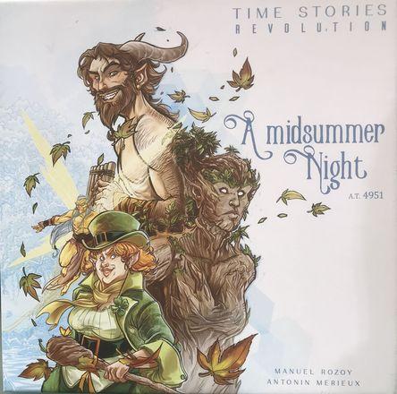 TIME Stories Revolution A Midsummer Night (PHOTO: W. Eric Martin (BGG))