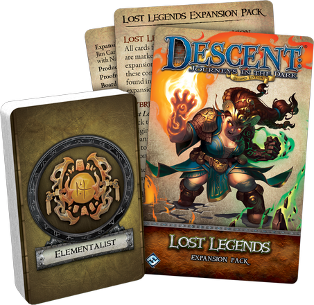 Descent - Lost Legends