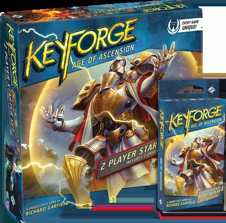 Keyforge: Age of Ascension
