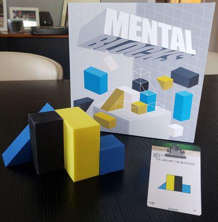 Mental Block (PHOTO: Pandasaurus Games)