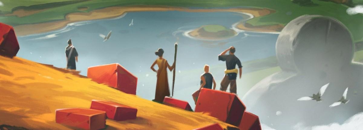 Board Game Worlds nas upoznaje sa ilustratorima najpoznatijih igara