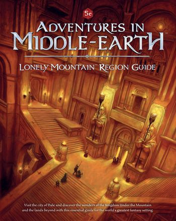 Adventures in Middle-Earth: Lonely Mountain Range Guide