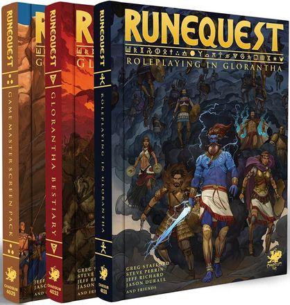 Runequest Slipcase