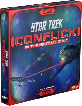 Star Trek: Conflick in the Neutral Zone