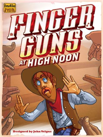 Finger Guns at High Noon