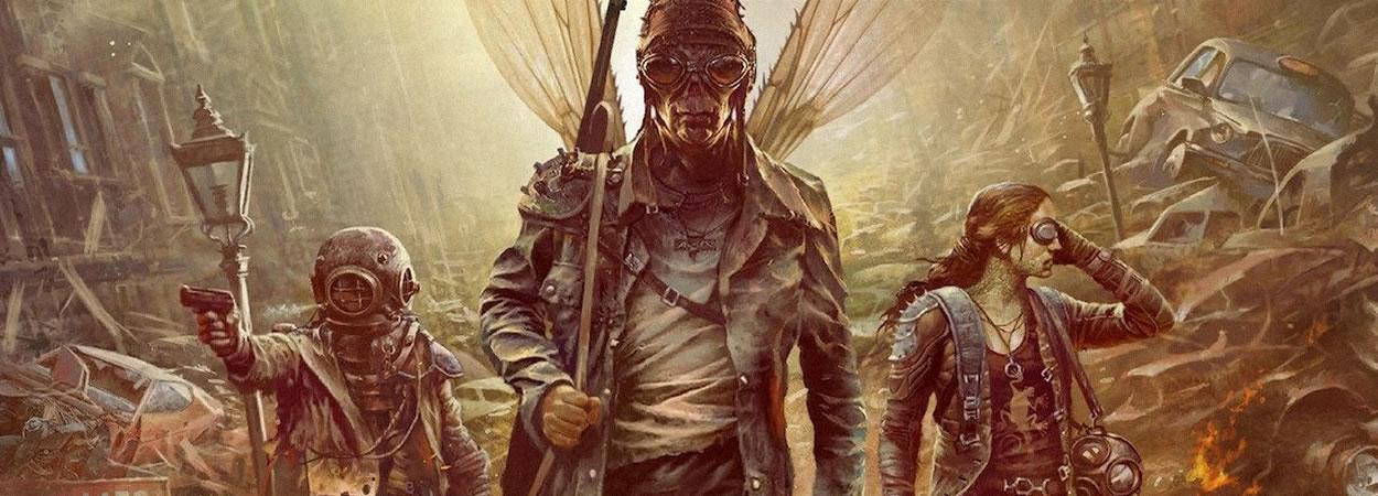 Mutant Year: Zero ekipa je spremna za akciju