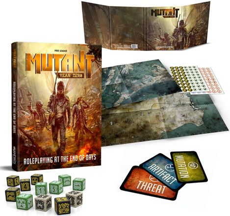 Mutant: Year Zero Bundle
