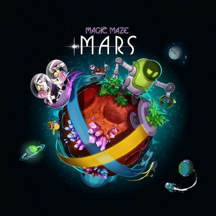 Magic Maze Mars