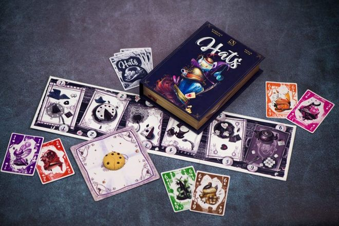 Hats, A Made in Wonderland Game