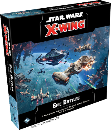 Star Wars X-Wing: Epic Battles