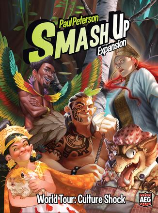 Smash Up! World Tour: Culture Shock
