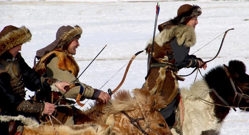 nomadi stepe konji