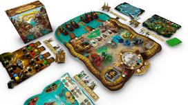 Kickstarter Merchants Cove