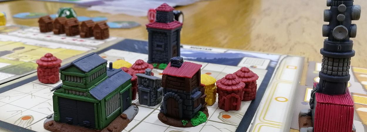 Tapestry društvena igra board game