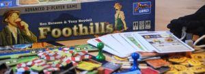 Foothills drustvena igra recenzija review