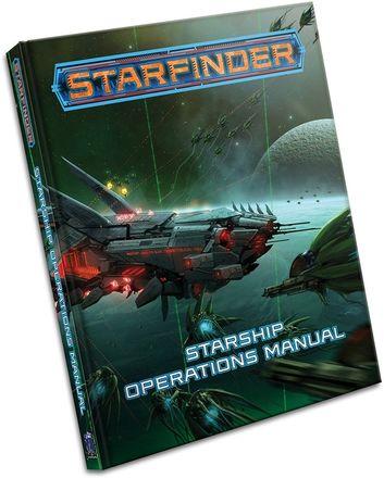 Starfinder RPG: Starship Operations Manual