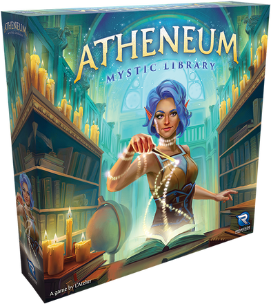 Atheneum: Mystical Library