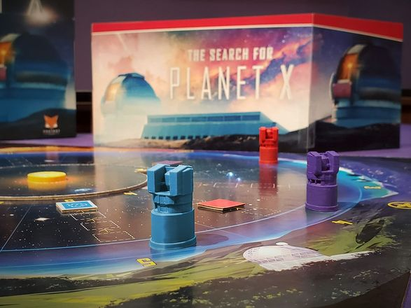 The Search for Planet X (PHOTO: @randyhoyt (BGG))