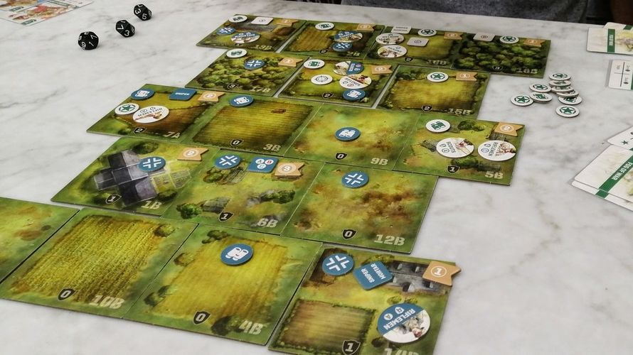 Undaunted: Normandy (PHOTO: @netes (BGG))