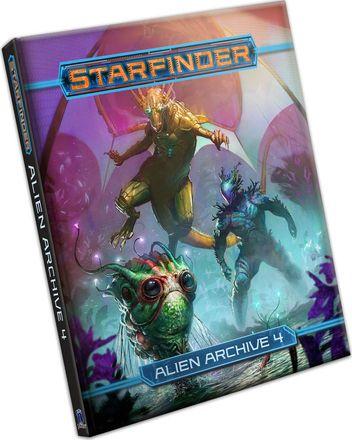 Starfinder: Alien Archive 4