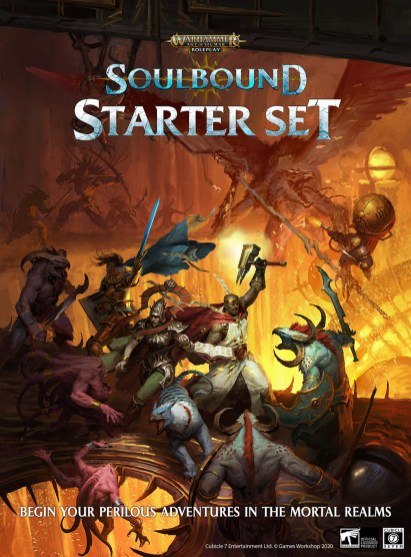 Warhammer Age of Sigmar: Soulbound Starter Set
