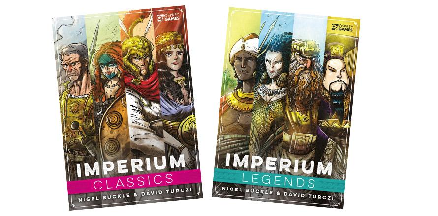 Imperium: Classics & Imperium: Legends