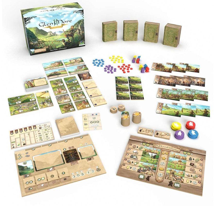 Glen More II: Chronicles – Highland Games