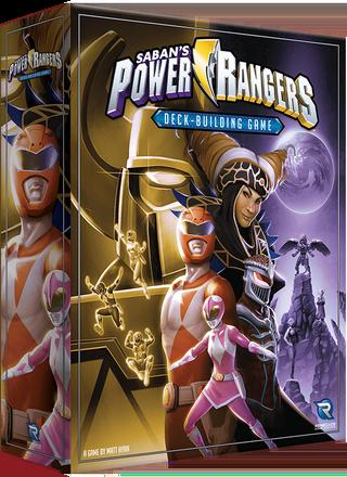 Power Rangers: Deck-Building Game