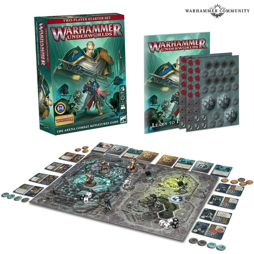 Warhammer Underworlds: Two Player Starter Set